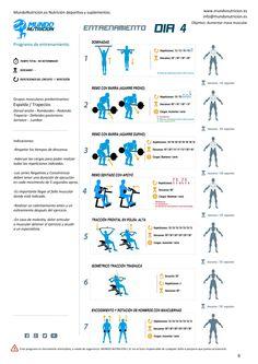 plan de entrenamiento funcional semanal