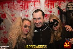 hardclassics halloween