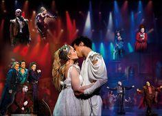 Romeo et Juliette, les enfants de Verone... Best. Musical. Ever.