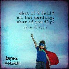 Ready to rise and soar... In God's will. Toby Mac Speak Life #speaklife #wordsmatter