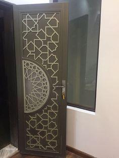 Main Gate Design, Door Gate Design, Wooden Door Design, Front Door Design, Wooden Doors, Double Doors Interior, Interior Exterior, Grill Door Design, Modern Front Door