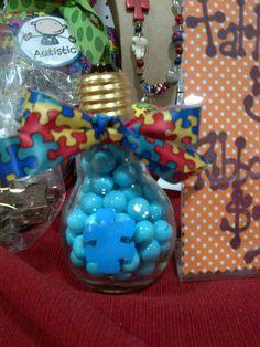 Light it up Blue-Autism Awareness Month