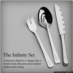 Fractal utensils