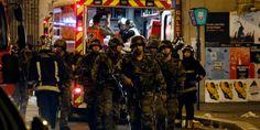 France. Vendredi 13 novembre 2015. Attentats à Paris : les déclarations et conséquences politiques au jour d'après