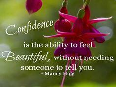 Confidence...