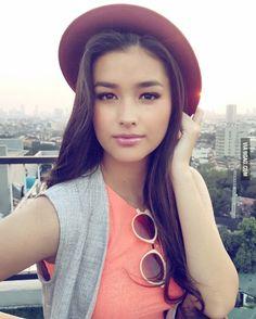 Liza Soberano (Philippines/US) Enrique Gil, Liza Soberano, Most Beautiful Faces, Beautiful Women, Pin Up Girls, Cute Girls, Le Jolie, Hot Brunette, Celebs