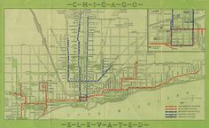 "Fifty Years of Chicago ""L"" Graphics"