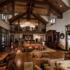 Log Home Interior Design Design, Pictures, Remodel, Decor and Ideas - page 195