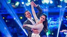 "Kirsty Gallacher in ""Strictly Come Dancing""..."