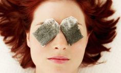 Fade Your Dark Circles With Teabags