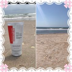 Beautiful day for the beach!!  🌊☀️ Don't forget your R+F sunscreen today.  Don't have any?  Message me and I can help you out.  You have to protect that beautiful face!!