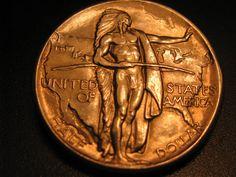 1926 Oregon Trail Memorial Silver Half Dollar by Myvints on Etsy, $375.00