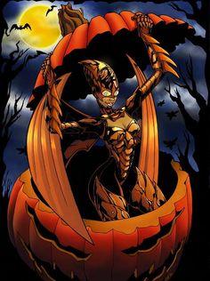 Halloween Rochelle by Rando Dixon.