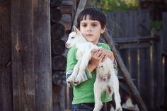 Ein Freund auf vier Beinen – Haustier als Tröster für Kinder