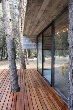 Galería de Casa Mar Azul / BAK Arquitectos - 19 Outdoor Spaces, Outdoor Decor, Prefab Homes, Architecture Design, Deck, Container Houses, House Design, Design Ideas, Home Decor
