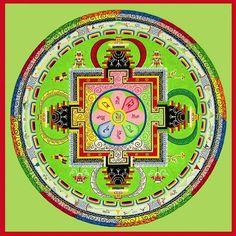 Buddhist Mandala 5