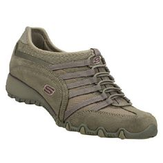Skechers Sassies - Sunset Blvd Shoes (Grey) - Women's Shoes - 10.0 M