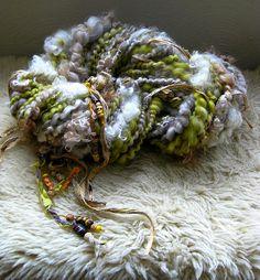 Lost Tribe Art Yarn   by yarnwench