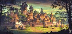 Medieval_1 by AlexShatohin.deviantart.com on @deviantART