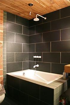Lovely Bath Shower Tile Designs Small Decorative Bathroom Tile Board Rectangular Good Paint For Bathroom Ceiling Bathtub Ceramic Paint Young Bathrooms Designs Pinterest GrayCorian Countertops Bathrooms KOHLER Greek 4 Ft