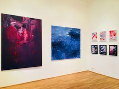 Galerie Felix Höller Wien 2018 #art#artist#artwork#artview#erzsebetnagysaar#kunst#contemporary#abstract#galerie#exhibition#abstraktion#painting Gallery, Painting, Art, Kunst, Art Background, Roof Rack, Painting Art, Paintings, Performing Arts