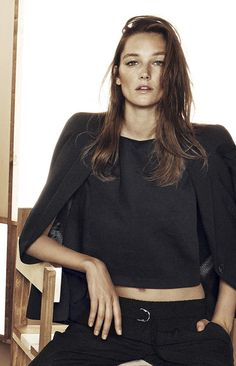 MINIMAL + CLASSIC: Josephine le Tutour for Mango