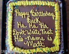 cake wrecks ... haha