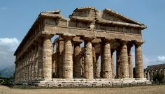 The ancient Greeks definitely left quite a legacy in the world today. Here are 25 influential pieces of ancient Greek architecture. Ancient Greek Art, Ancient Ruins, Ancient Rome, Ancient Greece, Ancient History, Ancient Greek Architecture, Roman Architecture, Historical Architecture, Beautiful Architecture