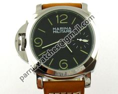 MARINA MILITARE 44MM Lefty MECHANICAL WATCH 6497 - 44mm Marina Militare - Parnis watch station