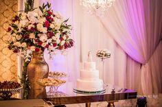 Bolo clássico - wedding cake