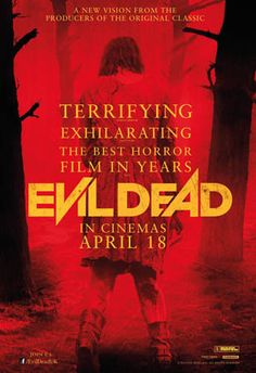 Win A Terrifying Horror DVD Bundle to Celebrate the New EVIL DEAD Film in UK Cinemas 18th April 2013