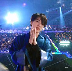 MMA world wild handsome Seokjin, Kim Namjoon, Namjin, Jung Hoseok, K Pop, Jin Gif, Bulletproof Boy Scouts, Worldwide Handsome, Entertainment