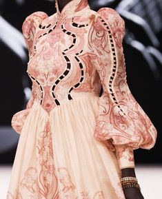 Ready To Wear, Runway, Couture, Zimmerman, Australian Fashion, Pink, How To Wear, Fashion Design, Collection