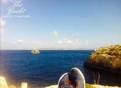 Ta'Cenc - Gozo The Yacht Luxury Charters www.theyachtmalta.com