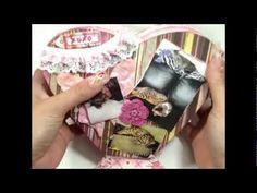 Heart Mini Album - Shabby Chic Valentine's Day