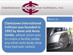 Clarkstown International Collision  845.627.3100