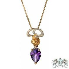 Magerit Couple Versalles Collection Necklaces CO1718.1