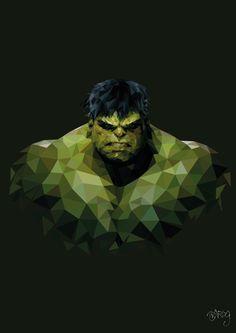 헐크라는 캐릭터는 누구나 다 아실 것입니다. 분노를 하면 몸이 커지고 누구보다 강력해지는 괴물 캐릭터입니다.  잠재된 능력과 강력한 힘을 갖춘 헐크처럼 저 또한, 가지고 있다라는 것을 표현하기 위해 헐크를 모티브로 잡았습니다.