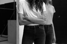 The Classy Issue Mode Style, Style Me, What I Wore, What To Wear, Denim Blazer, Women Lifestyle, White T, Thinspiration, Grunge Fashion