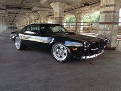 '73 Pontiac Trans Am. 1973 is a good year )