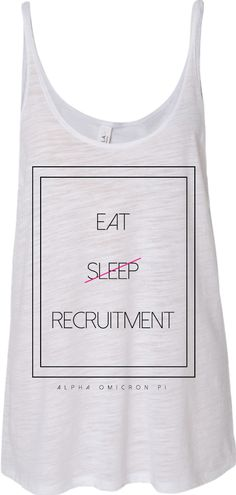 gokotis.com | We couldn't have said it better... A perfect shirt for the upcoming recruitment season. Customize and order them for your chapter TODAY! (141756)