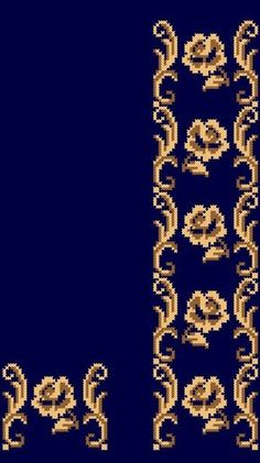 1 million+ Stunning Free Images to Use Anywhere Beaded Cross Stitch, Cross Stitch Borders, Cross Stitch Flowers, Cross Stitch Patterns, Free To Use Images, Crochet Instructions, Bargello, Embroidery Designs, Needlework