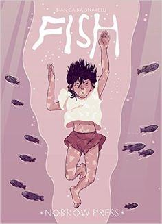 Fish: Nobrow 17x24 (Nobrow 17x23) (17x23 Series): Amazon.co.uk: Bianca Bagnarelli: 9781907704871: Books