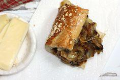 Filet Mignon Sandwich (top)