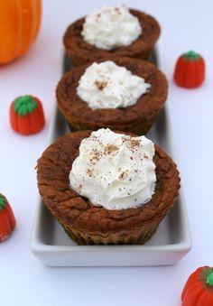 Best Pumpkin Pie Cup