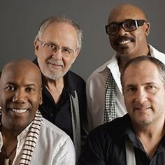 Four Play - Bob James, Chuck Loeb, Nathan East & Harvey Mason