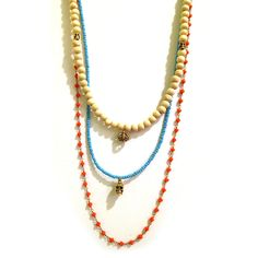 Sweet Summer Necklace by Guilty jean.