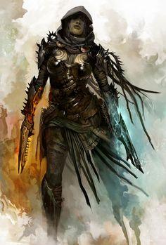 Female Gunner