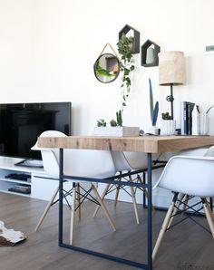 Binnenkijken bij Klaas in Den Bosch © Elisah Jacobs/InteriorJunkie #interior #homedecoration #hometour #binnenkijken #binnenkijker #living #interieur #wonen #pastel #binnenkijken #home