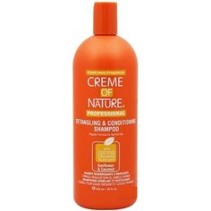 Creme of Nature Detangling & Conditioning Shampoo Sunflower & Coconut 32 oz  $8.95 Visit www.BarberSalon.com One stop shopping for Professional Barber Supplies, Salon Supplies, Hair & Wigs, Professional Product. GUARANTEE LOW PRICES!!! #barbersupply #barbersupplies #salonsupply #salonsupplies #beautysupply #beautysupplies #barber #salon #hair #wig #deals #sales #CremeofNature #Detangling #Conditioning #Shampoo #Sunflower #Coconut
